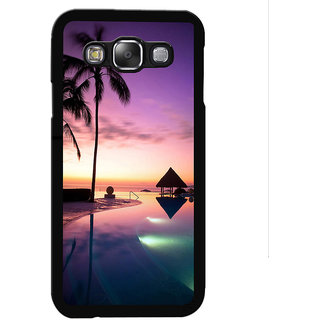 Instyler Digital Printed Back Cover For Samsung Galaxy A5 SGA5DS-10261