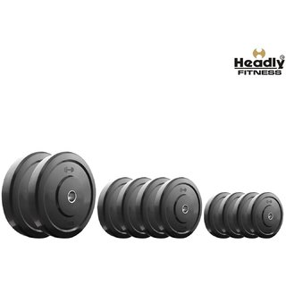 3035f1e6ea8 Headly 12 Kg Home Gym + 14 Dumbbells + Curl Rod + Gym Backpack + Accessories