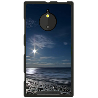 Instyler Digital Printed Back Cover For Nokia Lumia 830 NKLM830DS-10250