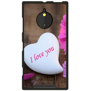 Instyler Digital Printed Back Cover For Nokia Lumia 830 NKLM830DS-10251