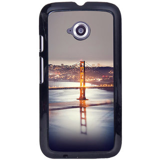 Instyler Digital Printed Back Cover For Moto E MOTOEDS-10292