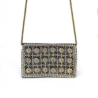 Ladies embroidered bag