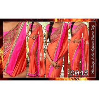 Party wear bollywood saree