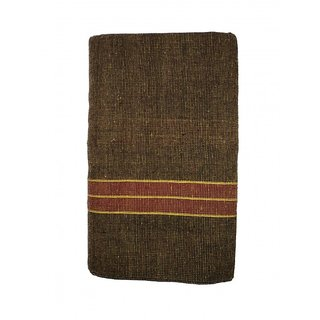 Bhagalpuri Gamcha Towel Brown