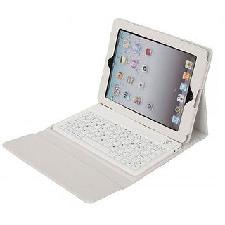 Callmate Wireless Bluetooth Keyboard With Leather Case for ...