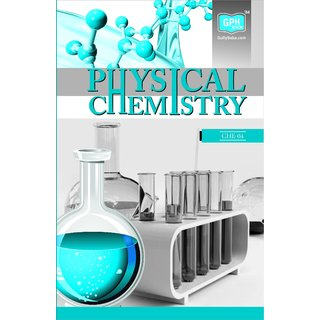 CHE4 Physical Chemistry (I.GNOU Help book for CHE04 in English Medium)