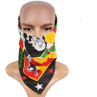 Sushito Pollution Free Multi Use Headwrap  JSMFHHR0188