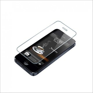 IPHONE 5G 5S 5C TOUGHENED GLASS SCREEN PROTECTOR - PREMIUM SCREEN PROTECTOR FOR