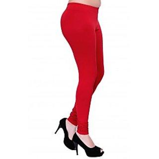 La fashion cotton red colorLeggings