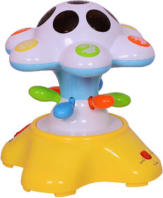 Planet of Toys Baby Projecting Sleeping Musical Light (with timer)