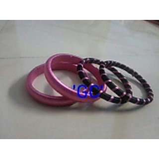 gc silk thread bangles