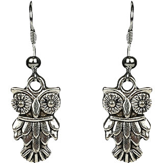 R18Jewels-FashionU Fashionista OWL Metal Dangle Earring