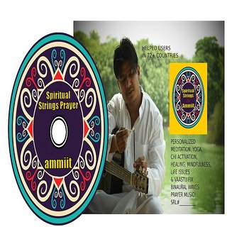 VAASTU FIX  HEALING MEDITATION MUSIC MP3 Limited Edition(Ambient - AMMIIT)