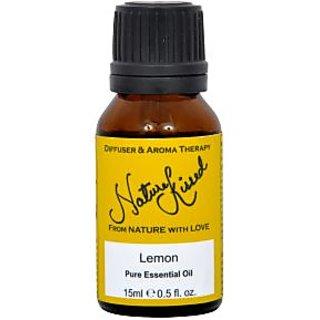 Nature Kissed 100 Pure Lemon Essential oil