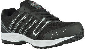 Keeper Training Shoes Blk Silvr