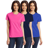 Espresso Womens T-Shirt Combo Pack Of 3 (ESP-5085-FNRL)