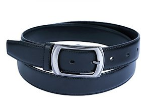 Contra Men Black Artificial Leather Belt (Black) BELECU6SCFVHHFDX