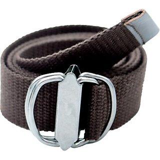 Contra Men, Boys, Girls, Women Brown Canvas Belt (Brown02) BELEDAQQ8DAWHVTU