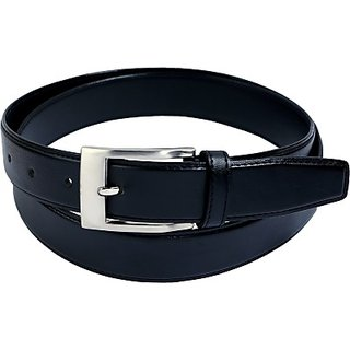 Contra Men Black Artificial Leather Belt (Black) BELECU6SKZUXGPJG (Synthetic leather/Rexine)