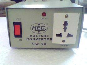 Voltage Converter 250 Watt 220V to 110V 250watts 250w Voltage convertor 250Watt