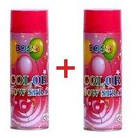 Branded Holi Color Snow Spray 250 Ml - Buy 1 Get 1 Free