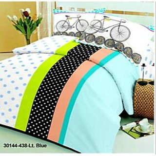 Double Bed-Sheet Cotton at Romb