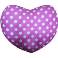 Soft Buddies Pink Spendant Pink Heart (9 Inch)
