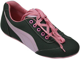 Hansx Women's Pink Smart Casuals Shoes