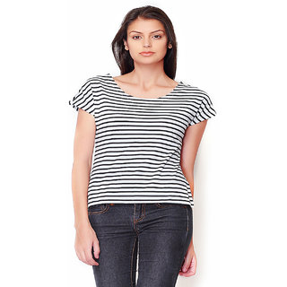 Rigo Black Stripe Tee