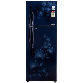 LG 310 Ltr. GL-D322JMFL Frost Free Double Door Refrigerator Marine florid