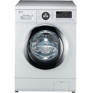 LG 8 kg Fully Automatic Front Loading Washing Machine