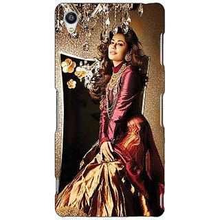 Jugaaduu Bollywood Superstar Chitrangada Singh Back Cover Case For Sony Xperia M4 - J611033