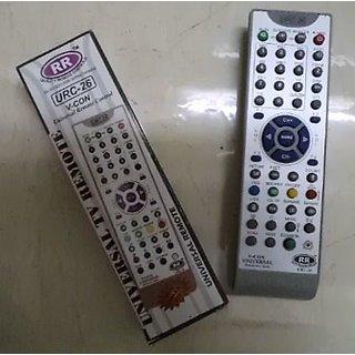 RR Universal Remote For Videocon TV