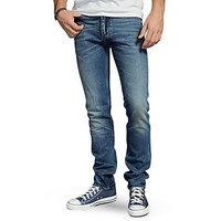 London Jeans Co. DNMX Mens Slim Fit Jeans