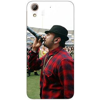Jugaaduu Bollywood Superstar Honey Singh Back Cover Case For HTC Desire 728 Dual Sim - J981178