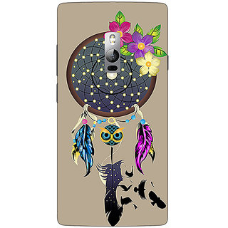 Jugaaduu Dream Catcher  Back Cover Case For OnePlus Two - J1000196