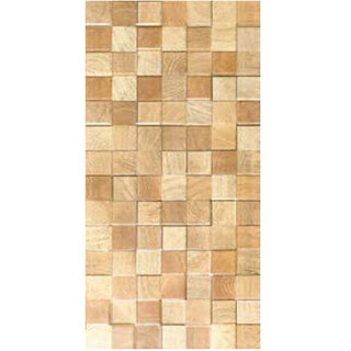 Kajaria Ceramic Wall Tiles Oregon Pine Dark 30 X Cm Brown