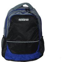 Grey & Blue Backpack R51 (0) 29 008