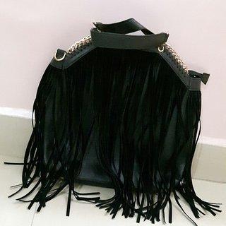 U-nik Trendstter ladies Tassel Bag
