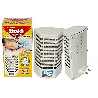 Super Shakti Electronic Mosquito Repelling Lamp