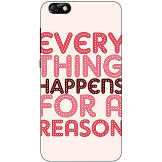 Jugaaduu Good Quote Back Cover Case For Huwaei Honor 4X - J691201