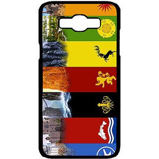 Jugaaduu Game Of Thrones GOT  Back Cover Case For Samsung Galaxy J7 - J700118