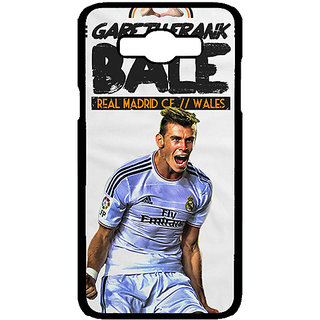 Jugaaduu Real Madrid Bale Back Cover Case For Samsung Galaxy J7 - J700585