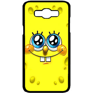 Jugaaduu Spongebob Back Cover Case For Samsung Galaxy J7 - J700464