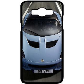 Jugaaduu Super Car Lotus Back Cover Case For Samsung Galaxy J7 - J700644
