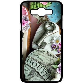Jugaaduu Cakes Back Cover Case For Samsung Galaxy J7 - J700689