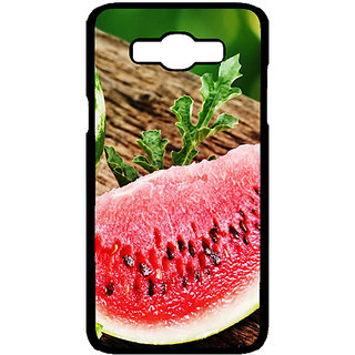 Jugaaduu Watermelon Back Cover Case For Samsung Galaxy J7 - J700690