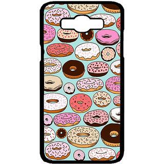 Jugaaduu Donut Love Back Cover Case For Samsung Galaxy J7 - J700698