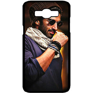 Jugaaduu Bollywood Superstar Aditya Roy Kapoor Back Cover Case For Samsung Galaxy J7 - J700912