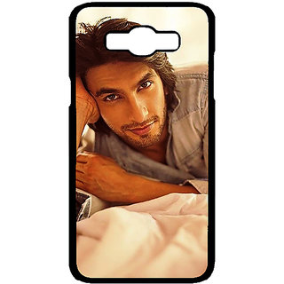 Jugaaduu Bollywood Superstar Ranveer Singh Back Cover Case For Samsung Galaxy J7 - J700928
